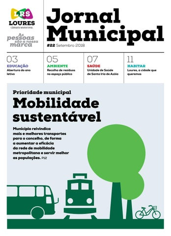 ad7fd3ced Jornal Loures Municipal n.º 22 by Publicações_CMLoures - issuu