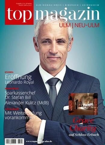 Top Ulm Neu-Ulm Herbstausgabe 2018 by Top Magazin - issuu