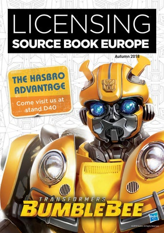 c0e501162 Licensing Source Book Europe - Autumn 2018 by Max Publishing - issuu