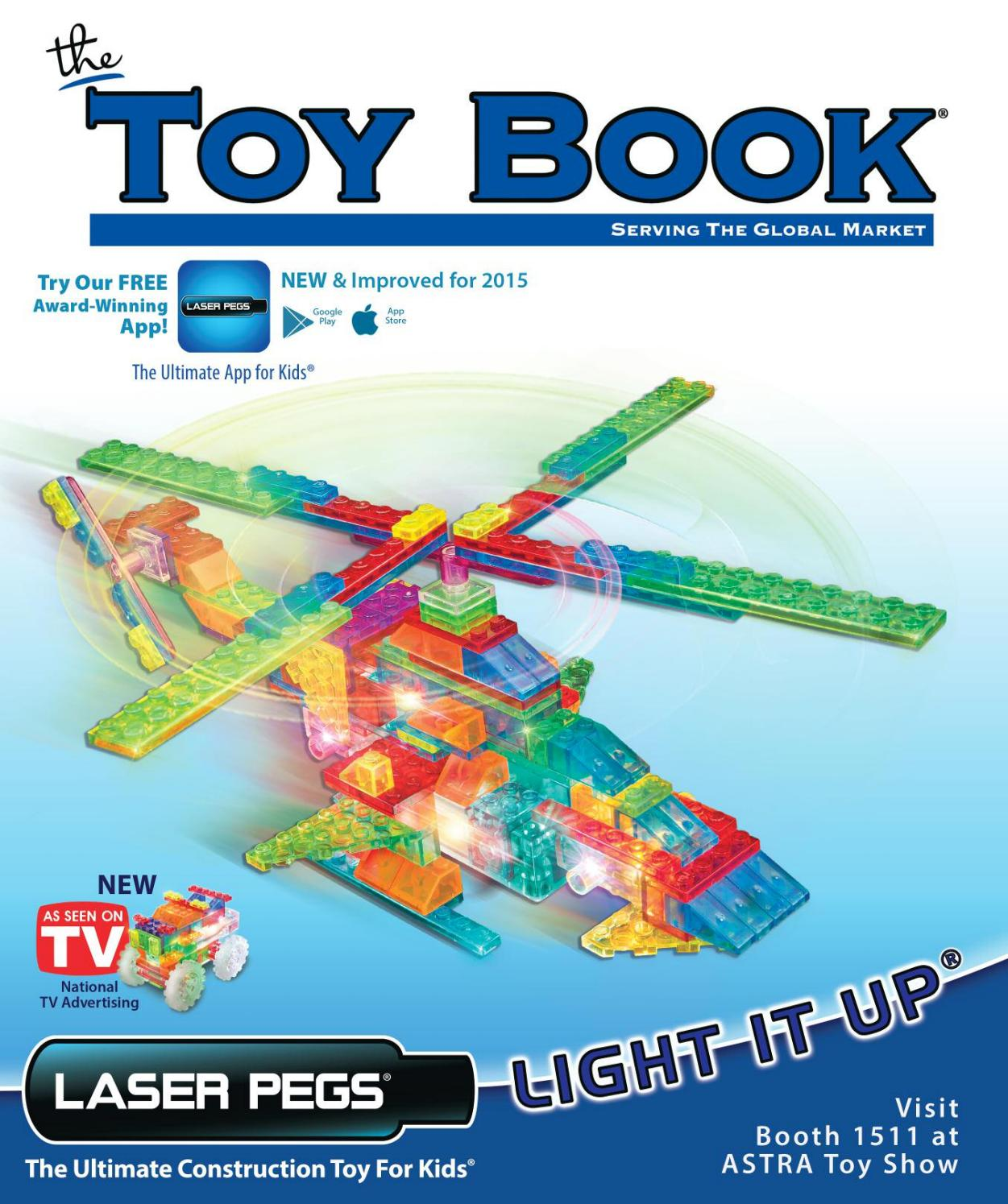 May/June 2015 by The Toy Book - issuu