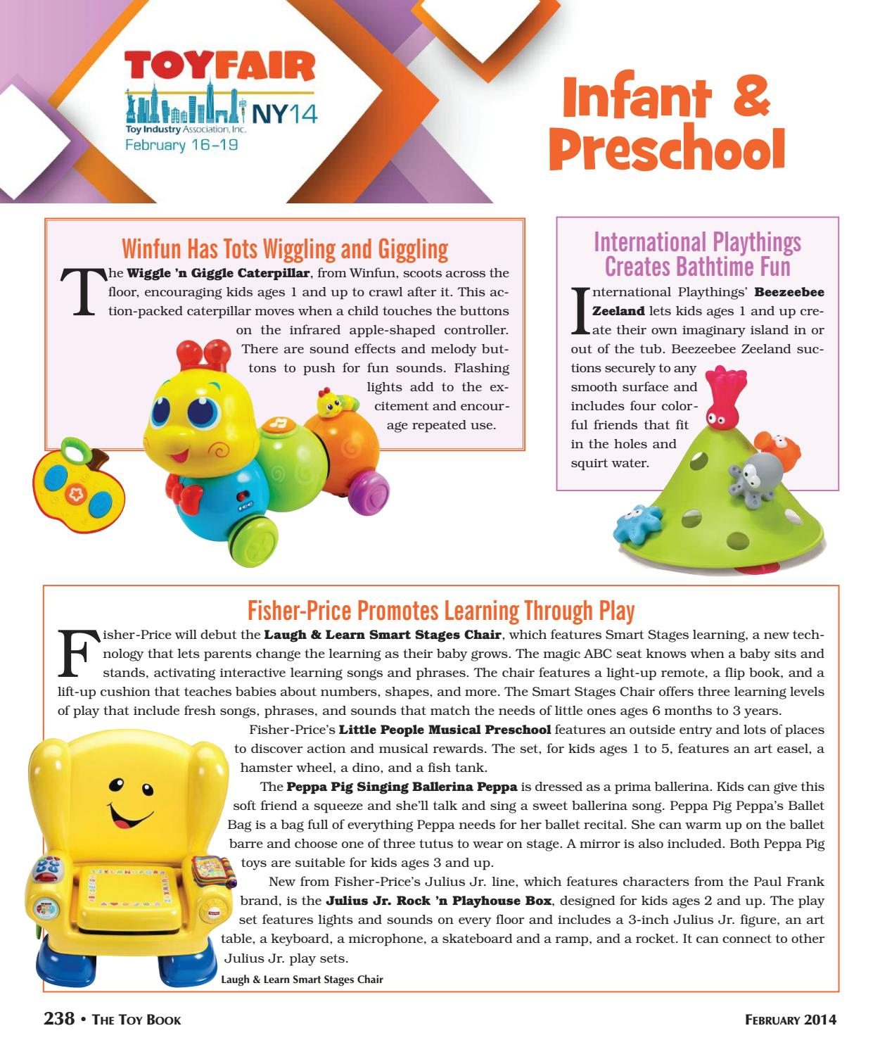 February 2014 by The Toy Book - issuu