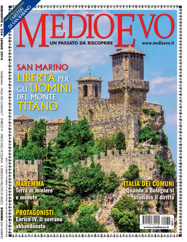 13d5b72d89 Medioevo n. 234, Luglio 2016 by Medioevo - issuu