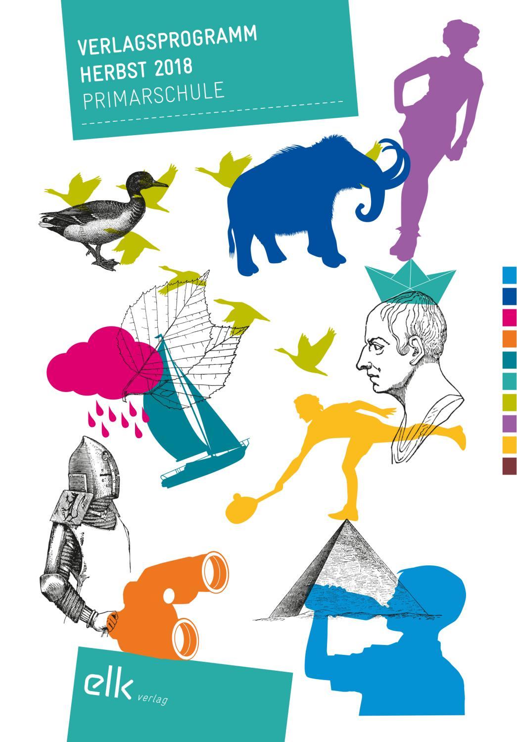 Verlagsprogramm Primarschule Herbst 20 by elk Verlag AG   issuu