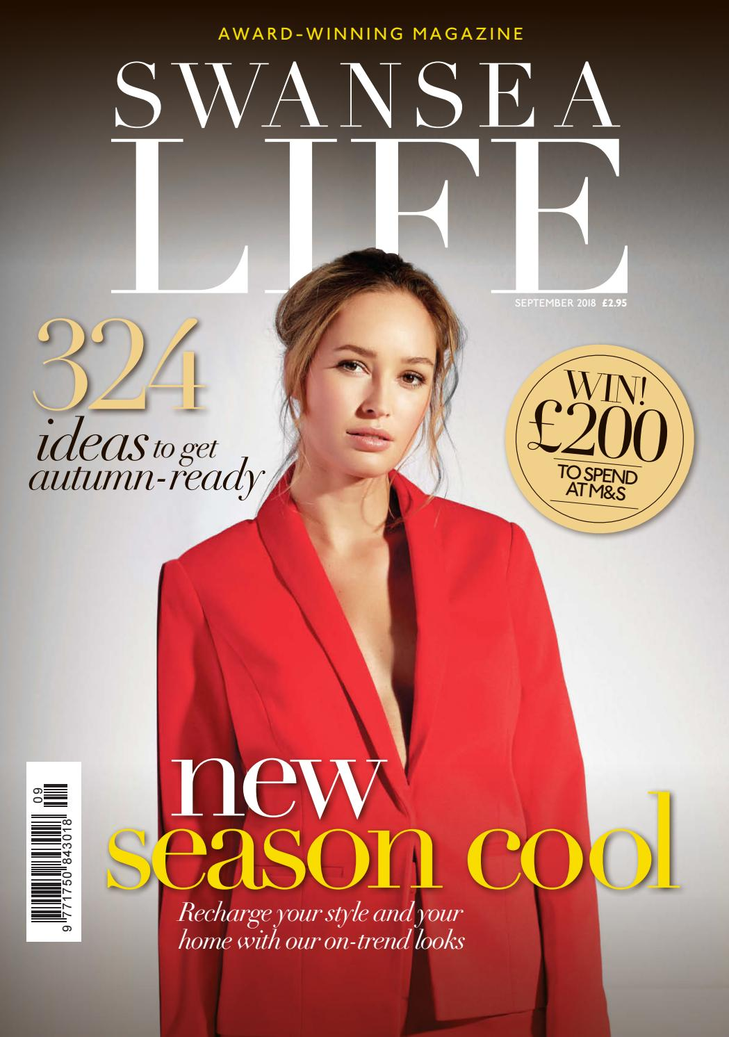 4422aaf001e Swansea Life September 2018 by Swansea Life - issuu