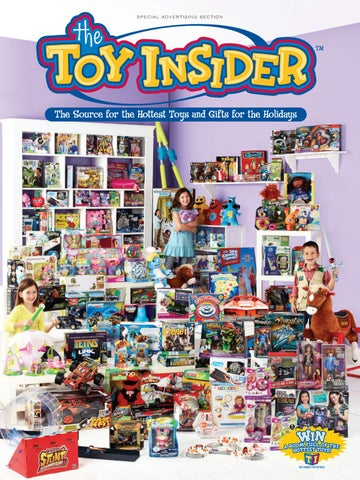 Toy Insider 2012 Holiday Gift Guide by The Toy Insider - issuu