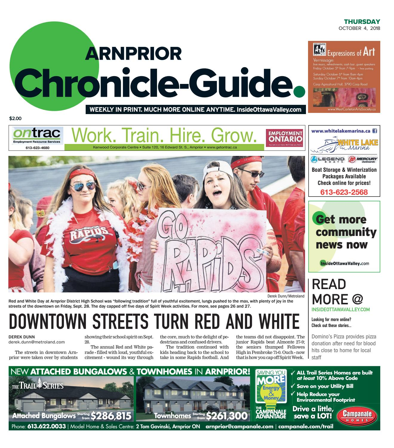 Arn a 20181004 by metroland east arnprior chronicle guide issuu
