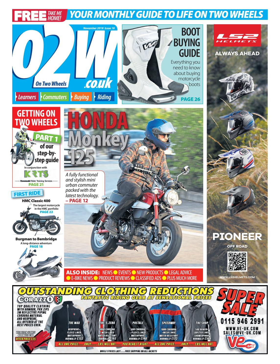 On Two Wheels By Mortons Media Group Ltd Issuu Sr500e Yamaha Motorcycle Front Disc Brake Caliper Diagram And Parts