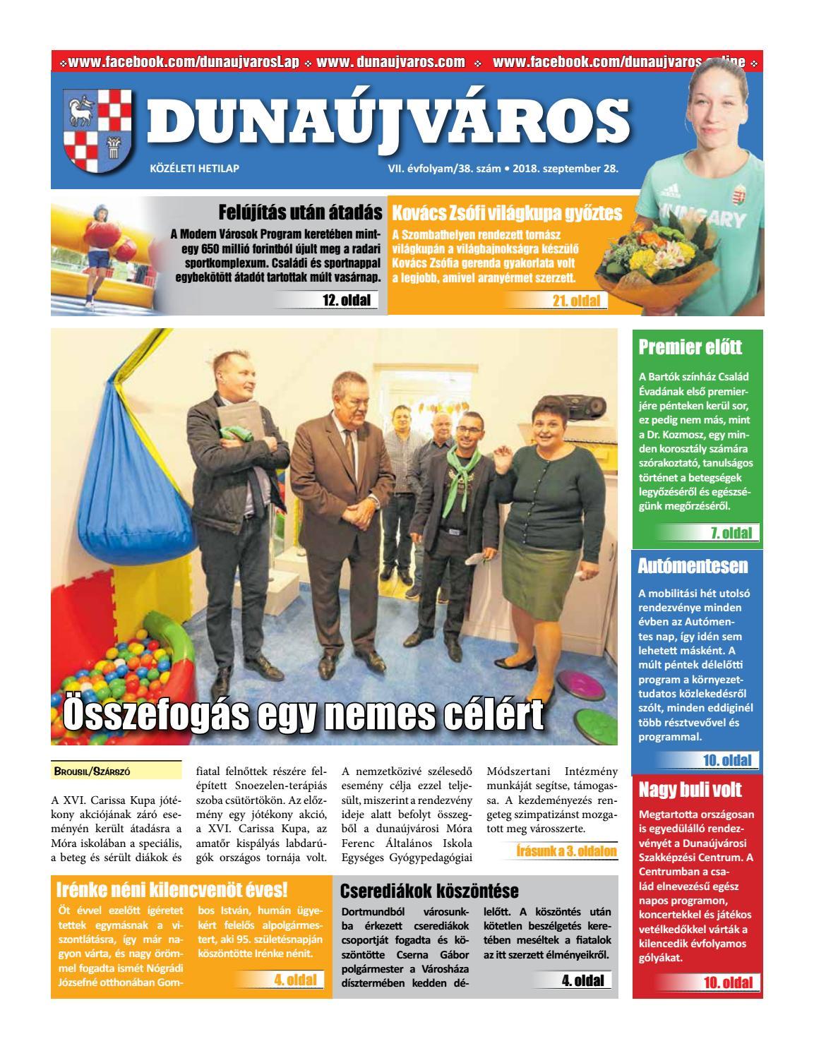 45b6cb6e2c DKH_2018-09-28 by Dunaújváros Közéleti Hetilapja - issuu