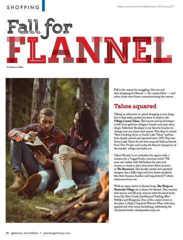 Page 50 of Fall for Flannel in Reno/Tahoe