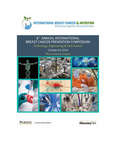 8th Annual IBCN Symposium by Purdue University, Office of the