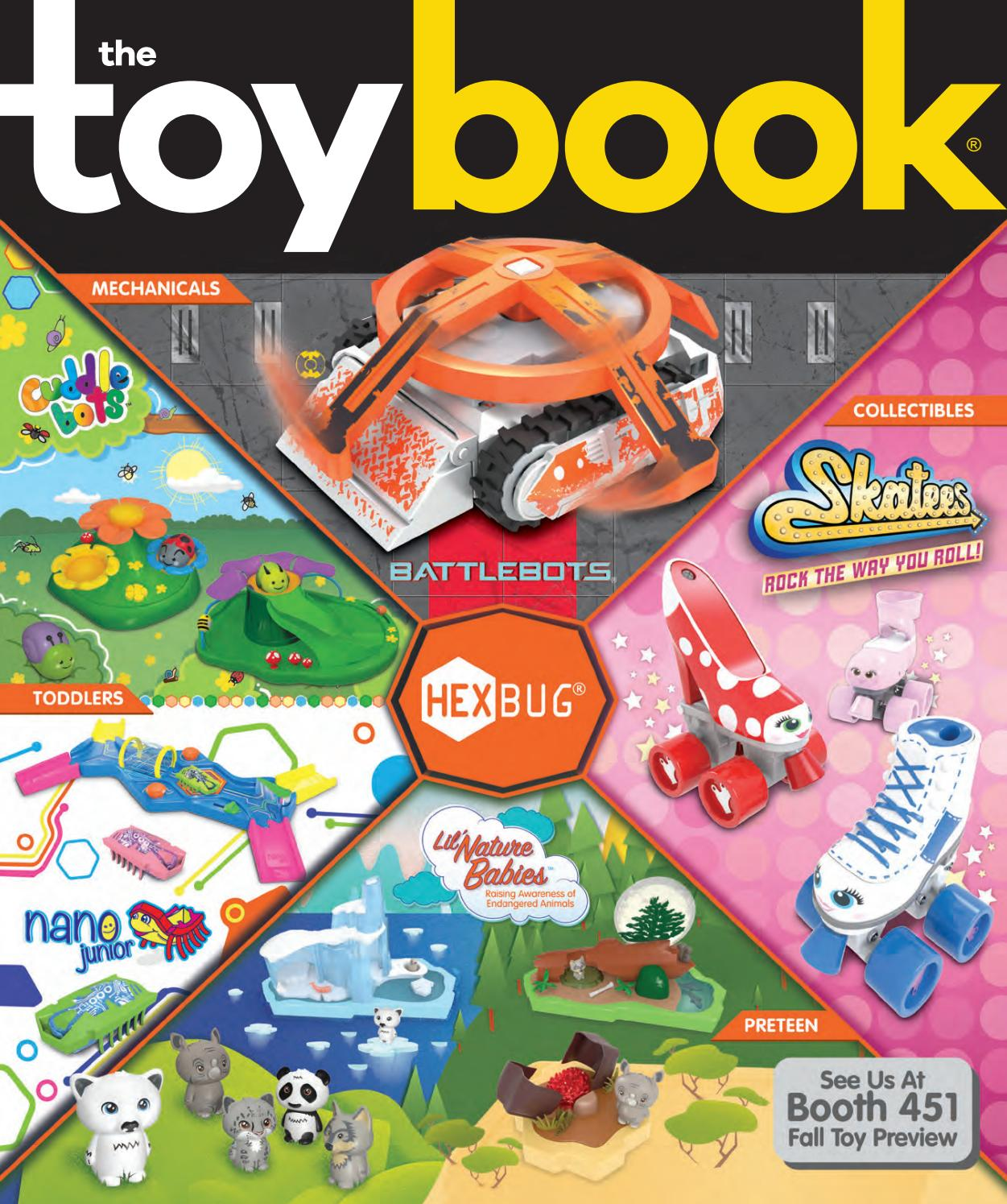 September/October 2018 by The Toy Book - issuu