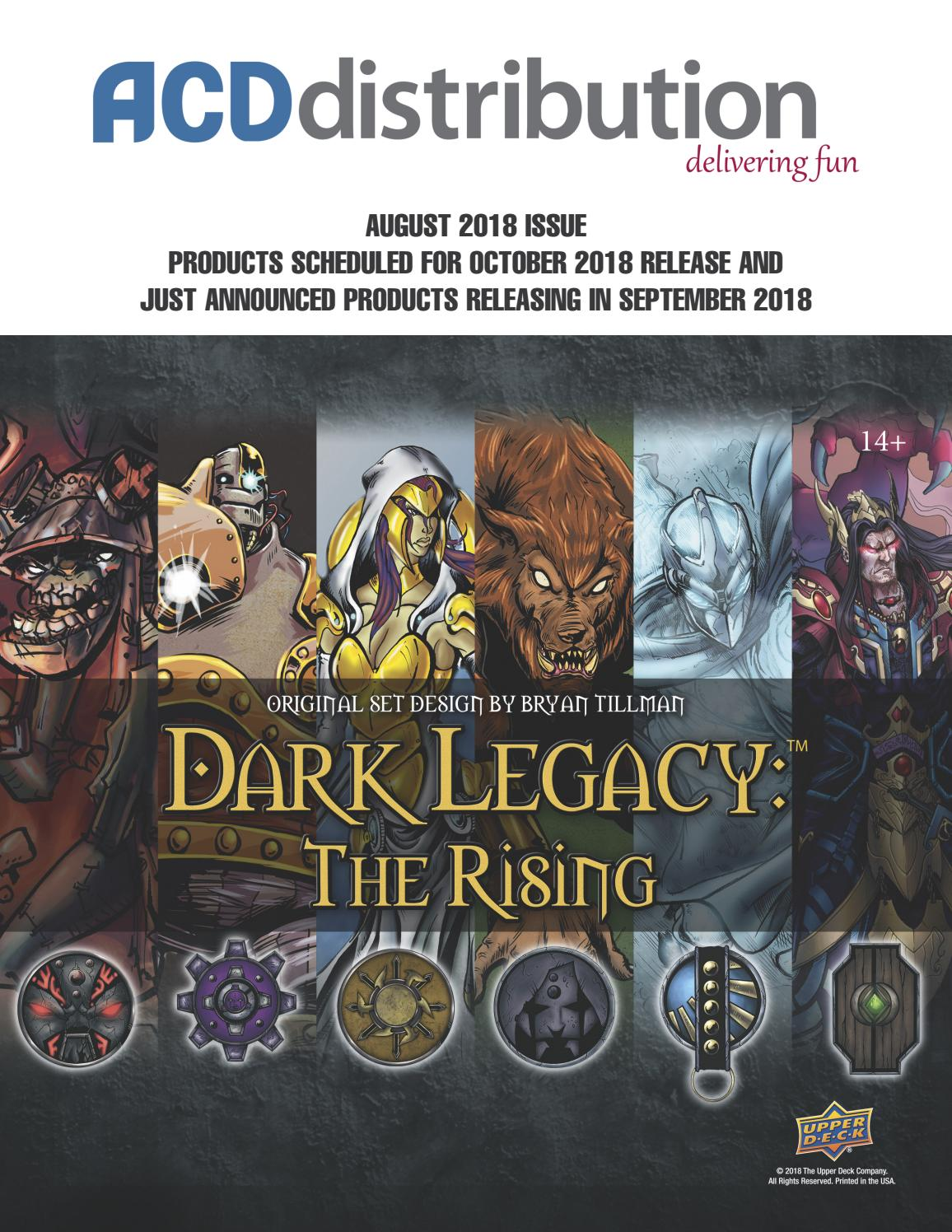 1x MTG Commander Anthology II 2018 Spin Down Dial Life Counter NEW