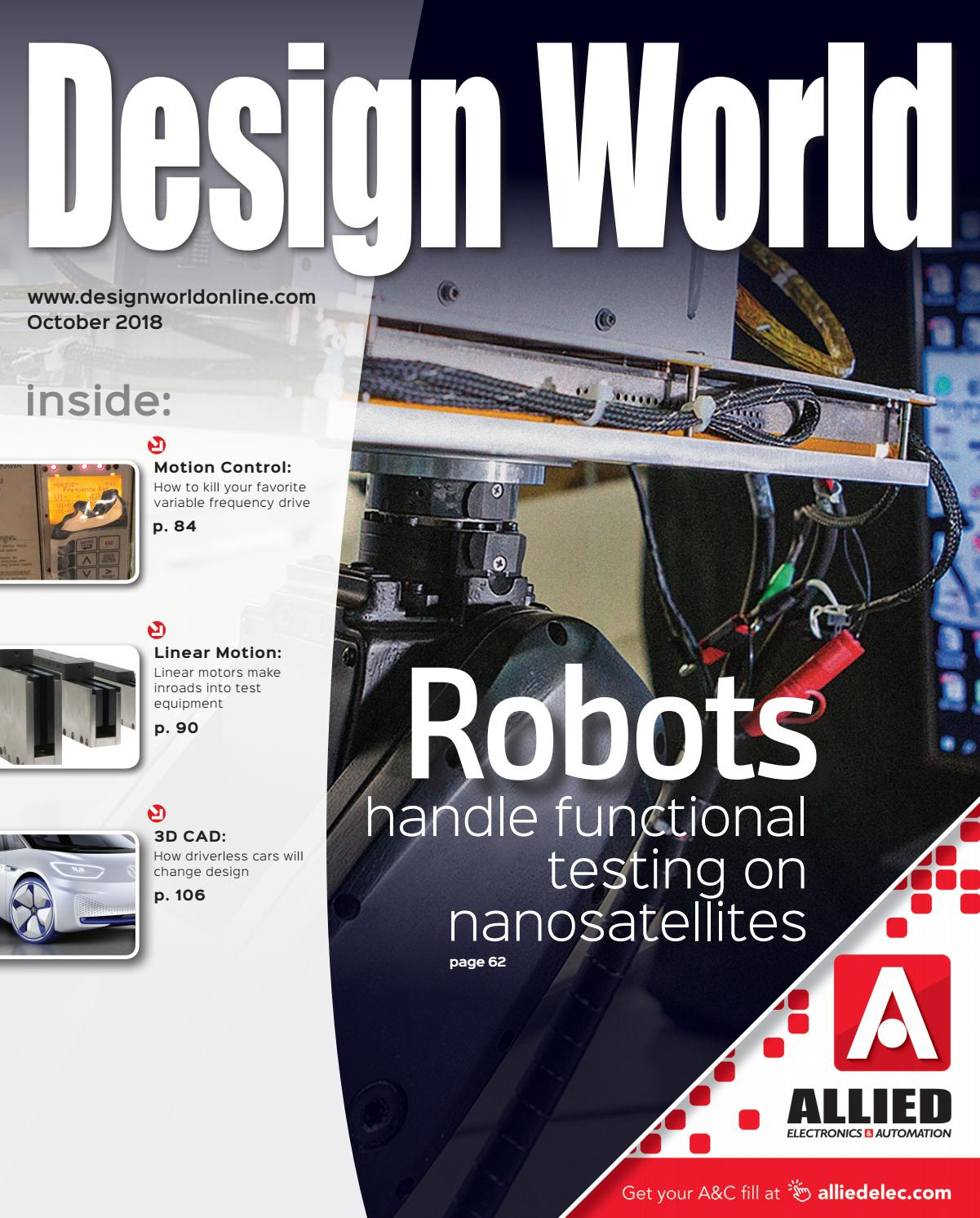 Design World October 2018 By Wtwh Media Llc Issuu Color Code Furthermore 4 Way Switches As Well Vfd Control Circuit