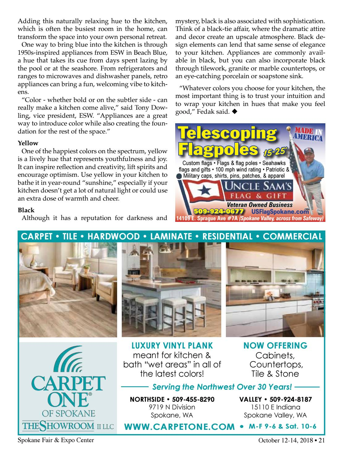 Home Idea Show Guide Fall 2018 By Exchange Publishing Issuu
