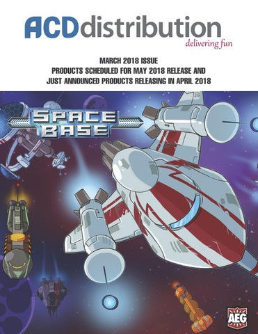 Meeple Monthly Magazine - March Issue by ACD Distribution