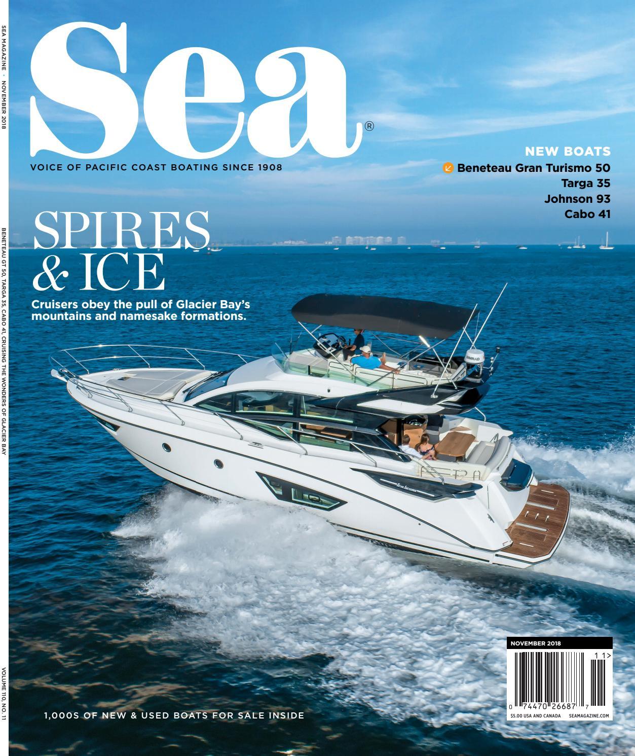 November 2018 - Sea Magazine