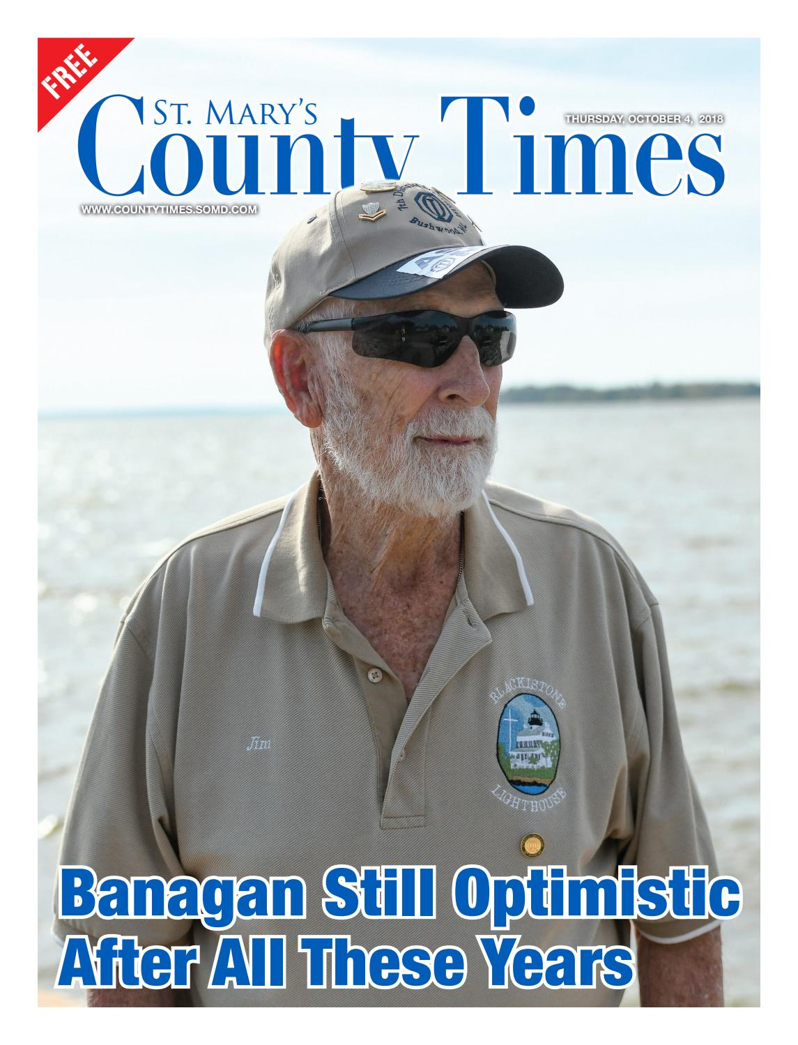 5f739e8907f4 2018-10-04 St. Mary s County Times by Southern Maryland Online - issuu