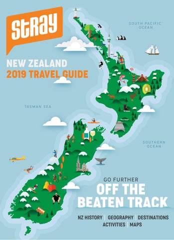 Stray New Zealand 2019 Travel Guide by Stray - issuu
