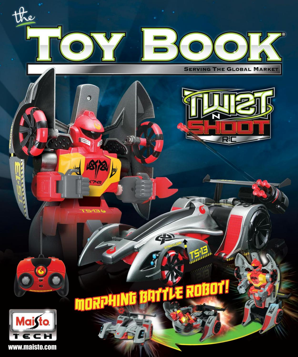 March/April 2013 by The Toy Book - issuu