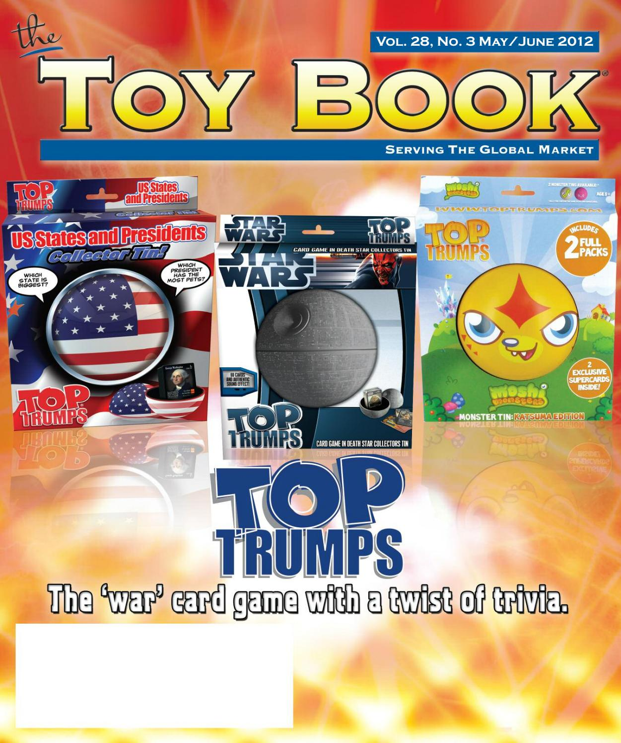 May/June 2012 by The Toy Book - issuu