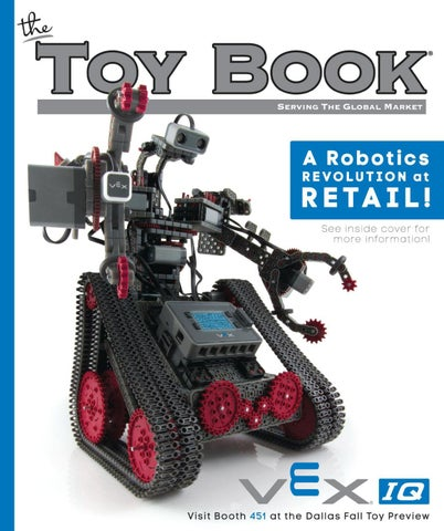 99d28bbaa September/October 2013 by The Toy Book - issuu