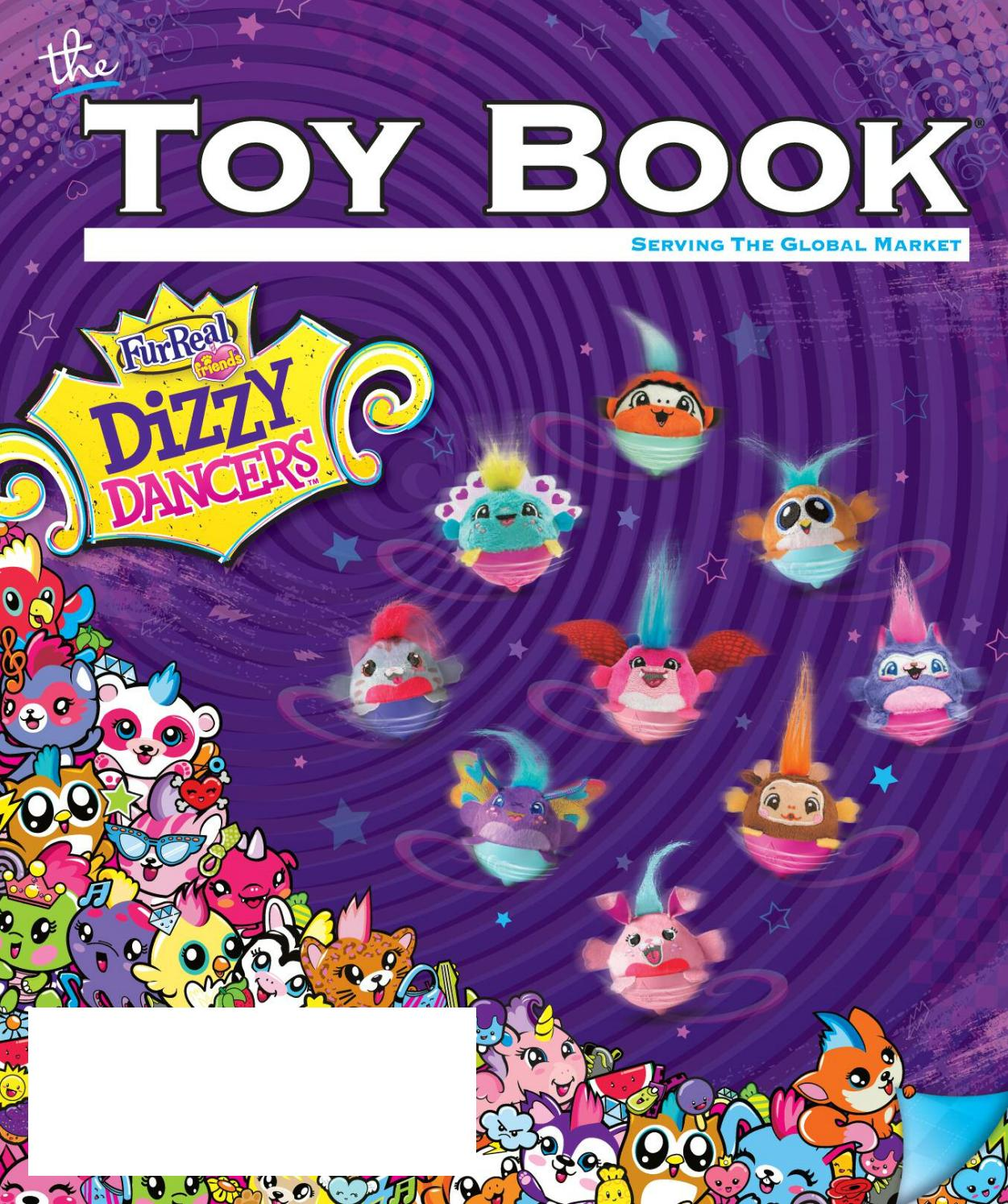 February 2012 By The Toy Book Issuu