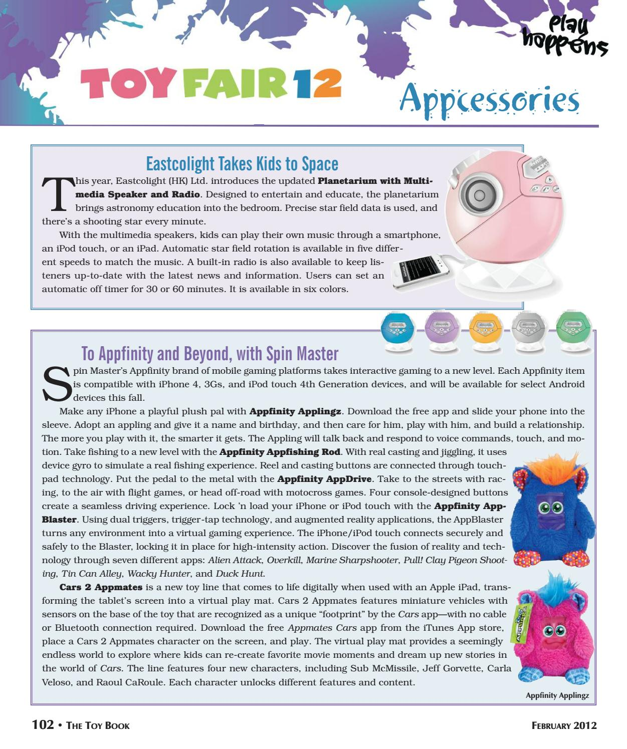 February 2012 by The Toy Book - issuu