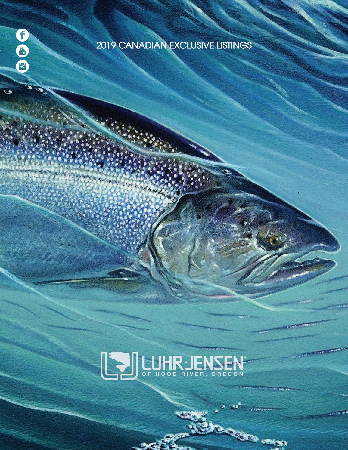 2019 Luhr Jensen Catalog by normarkcanada - issuu