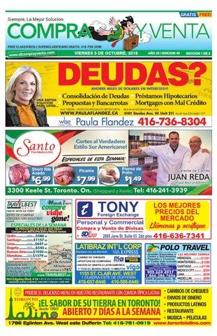 d09afaa92b Compra y Venta Edicion #40. 2018 by elcomprayventa - issuu