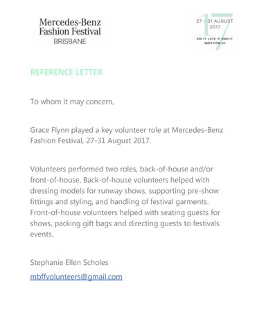 Reference Letter For Volunteer from image.isu.pub