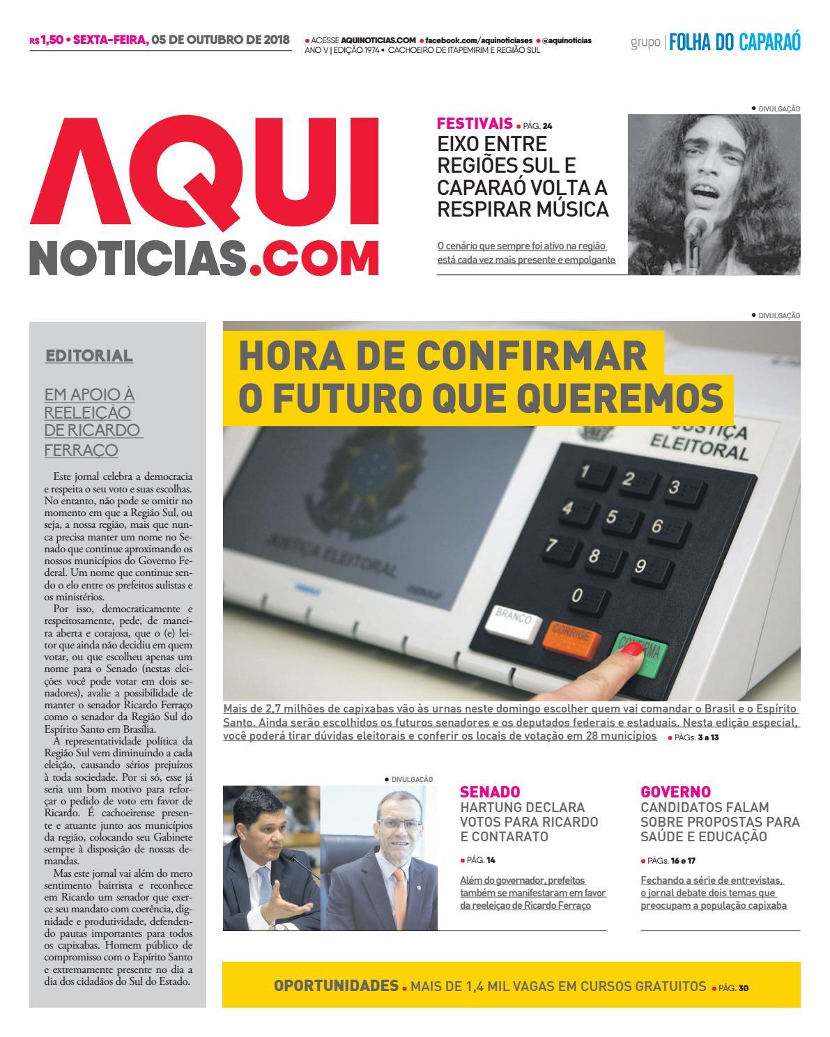 d99bc9a8ca Aqui Noticias Edição 1974 by mothe56 - issuu
