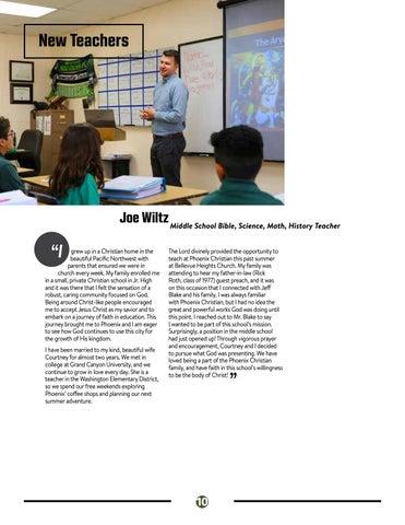 Page 10 of New Teacher, Joe Wiltz