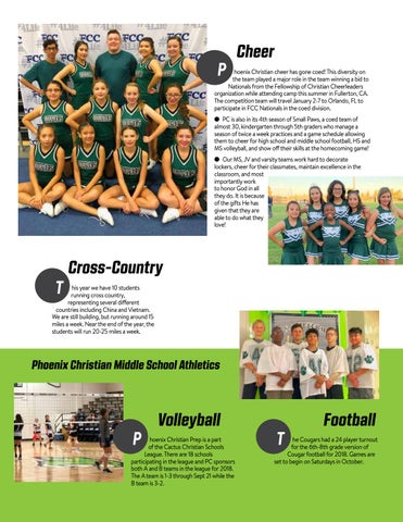 Page 19 of Fall Sports at PC!