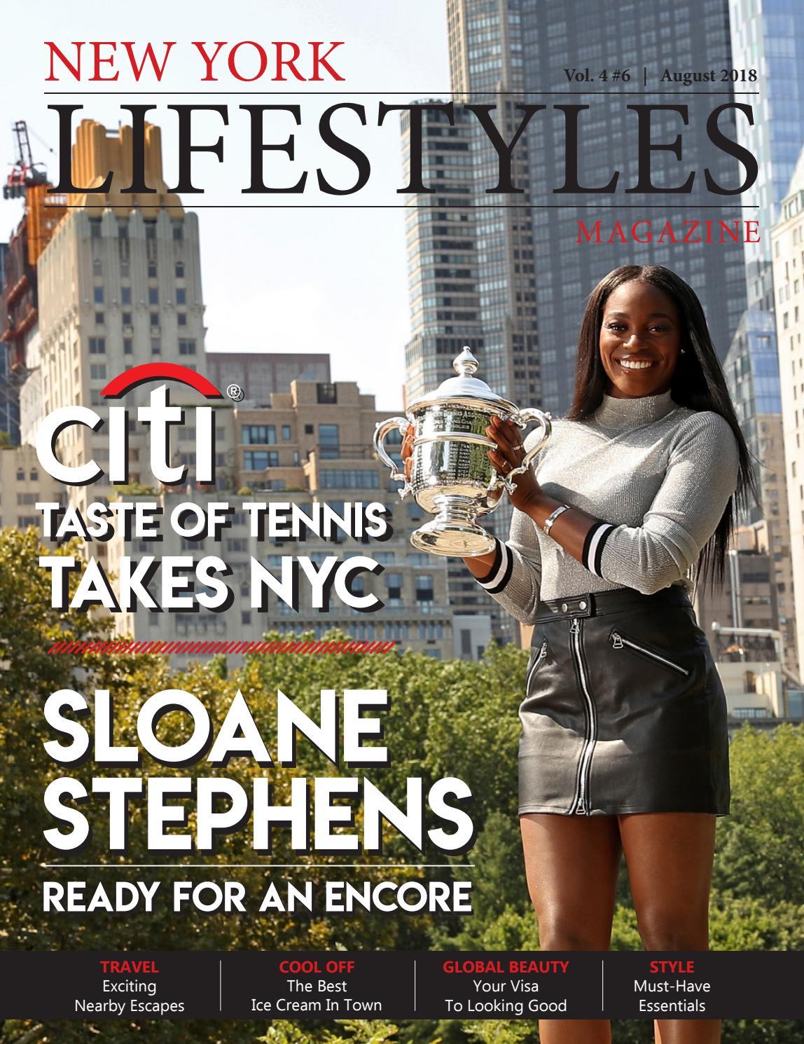 New York Lifestyles Magazine - August 2018 by New York Lifestyles Magazine  - issuu