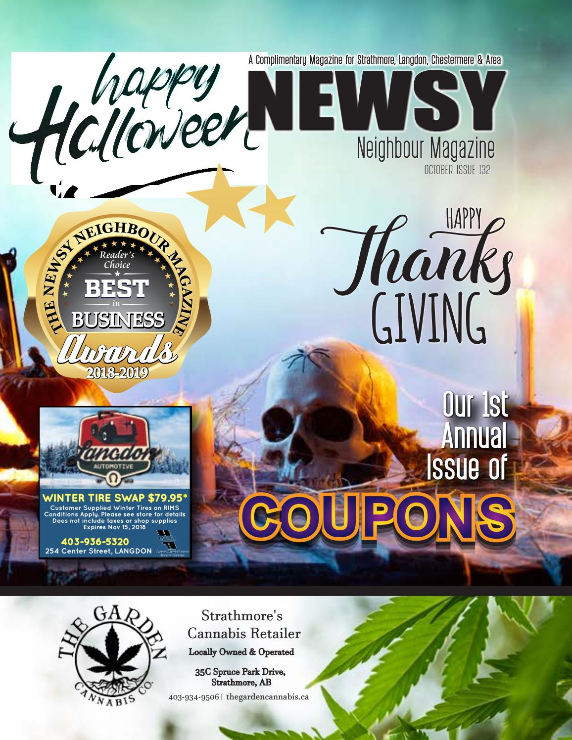 The Newsy Neighbour October Issue 132 by The Newsy Neighbor - issuu