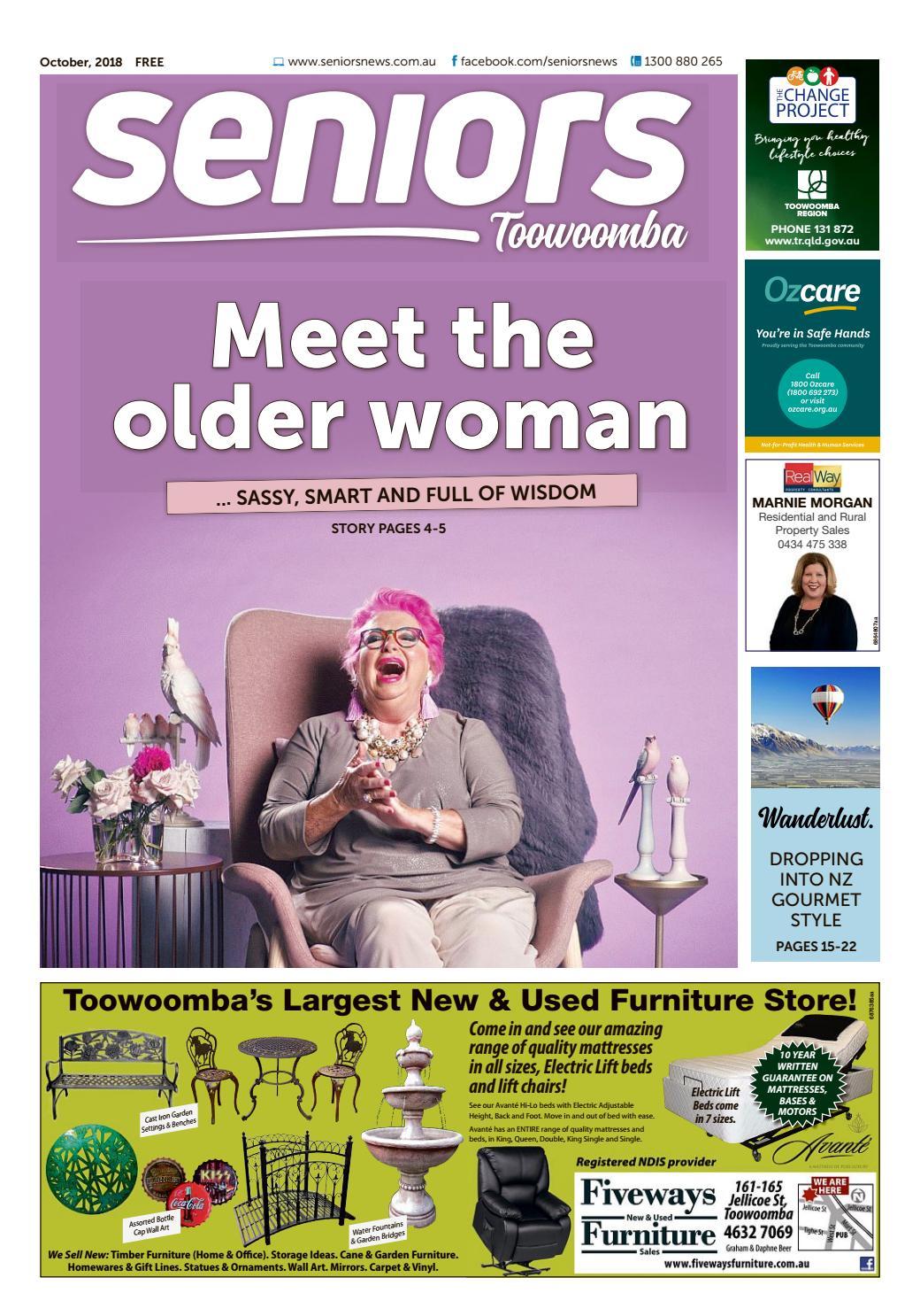 Toowoomba, October 2018 by seniors - issuu