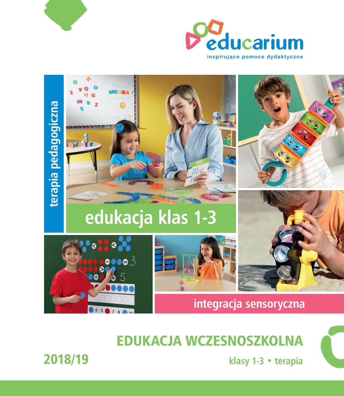 7c9f8b81fe8495 Katalog edukacja wczesnoszkolna 2018/19 by educariumPL - issuu