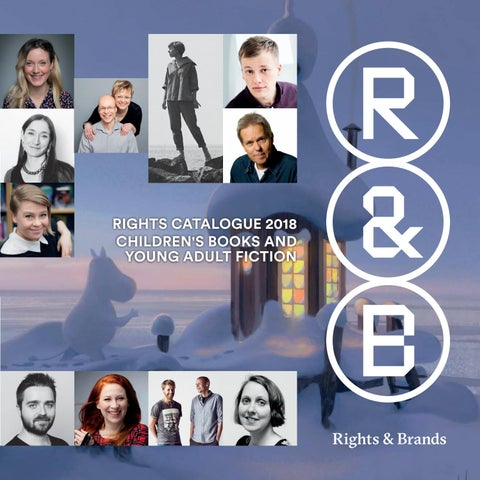 Rights & Brands Catalogue for Children & YA - Autumn 2018 by