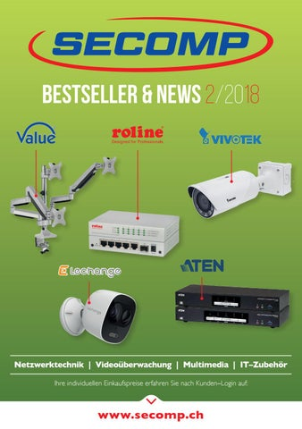 Secomp Ag Bestseller News By Secomp It Zubehör