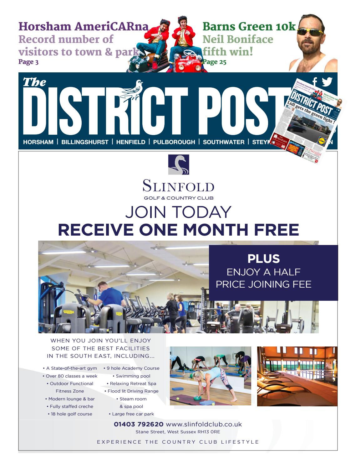The District Post 5th October 2018