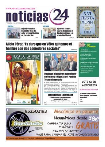 Noticias24 Num221 5 10 2018 By El Rincón Habla Issuu