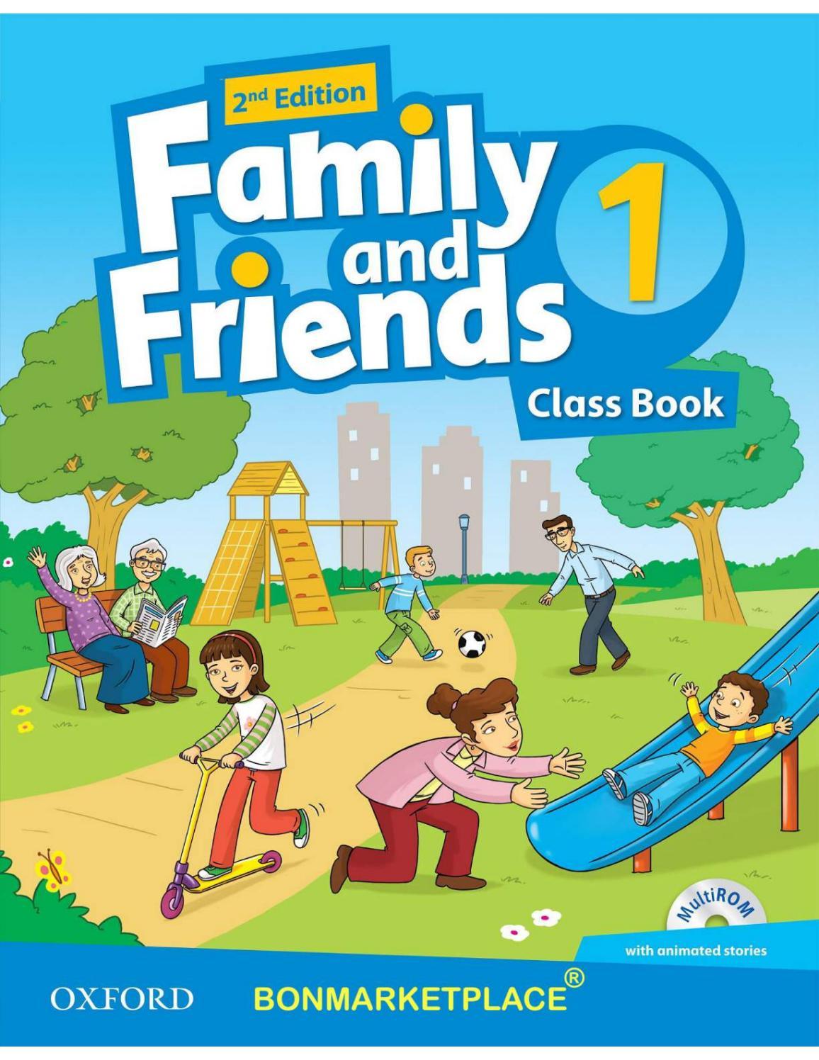 تحميل كتاب family and friends 3 pdf
