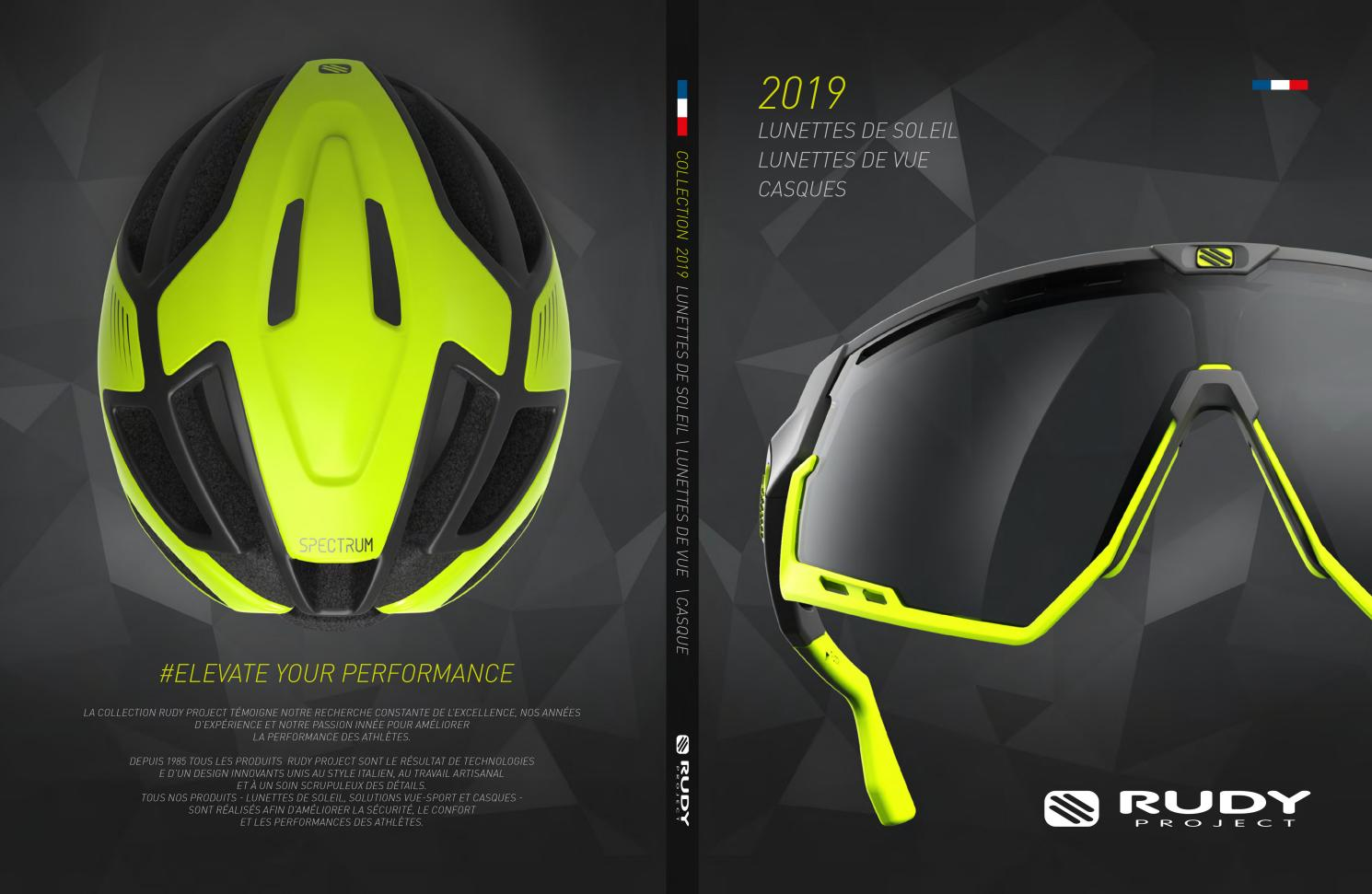 0636d917ebd Rudy Project 2019 FR by hostettler group - issuu