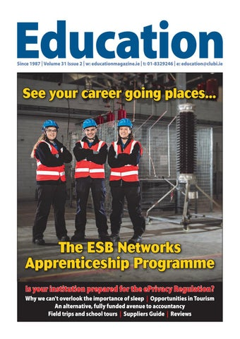 2ac690a24d37 Education Magazine 31-2i by Michael Farrell - issuu