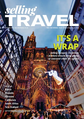 34f7ff5fd261 Selling Travel October 2018 by BMI Publishing Ltd - issuu