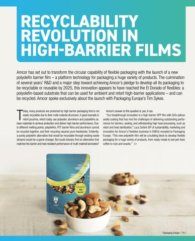 Page 17 of Recyclability Revolution in High-Barrier Films