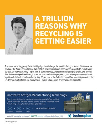 Page 26 of A trillion reasons why recycling is getting easier