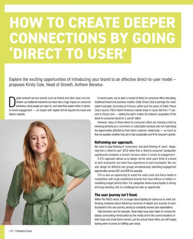 Page 44 of How to Create Deeper Connections by Going 'Direct to User'