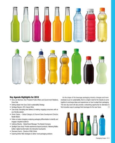 Page 53 of Arena International presents the 7th annual Beverage Packaging Congress in Brussels