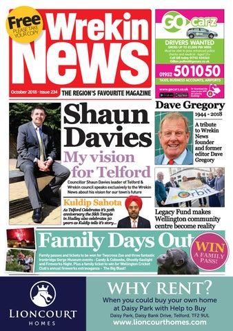 caa6c72afc9d Wrekin News 234 by Plus Two Media Limited - issuu